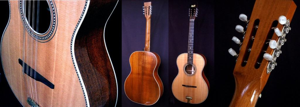 Peter Daffy Guitars Mandocello